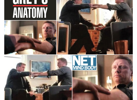 "Grey's Anatomy featured NET on ""Owen"" in last weeks episode."