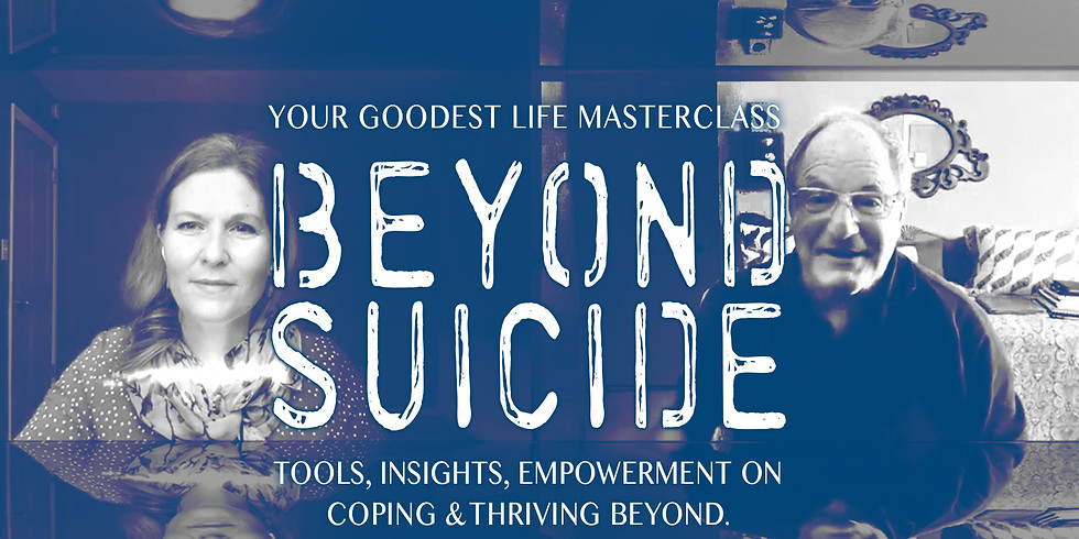 Beyond Suicide {FREE EVENT}