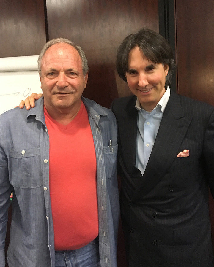 My mentor Dr. John Demartini