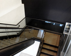 Stairs to Office