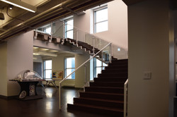 New Staircase Connects Floors