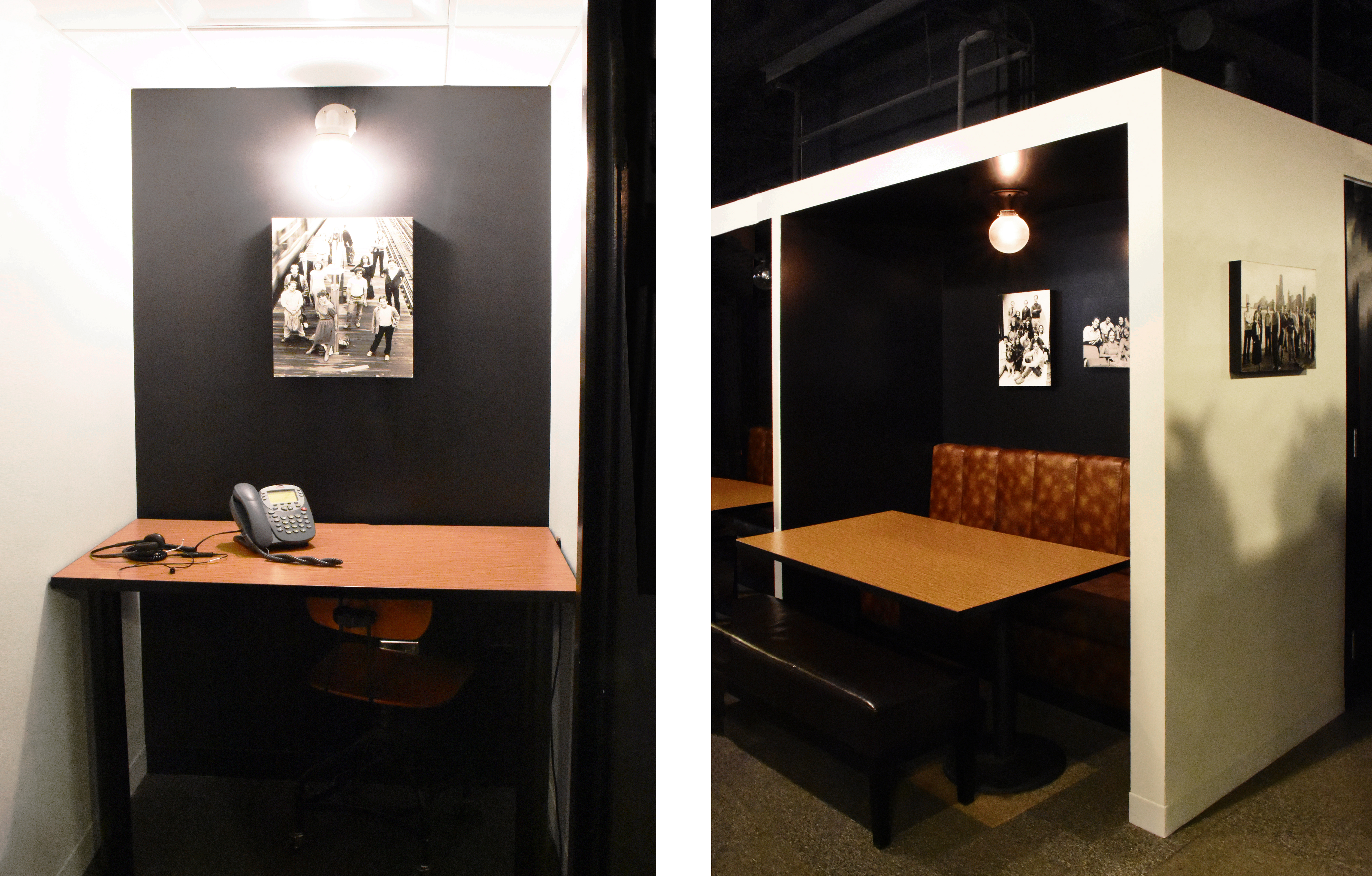 Private Phonebooth and Booths
