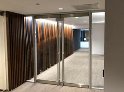 Smart Center Entrance