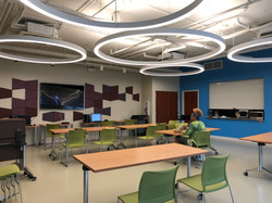 Community Room for Dining and Education