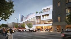 Steppenwolf Theatre Expansion