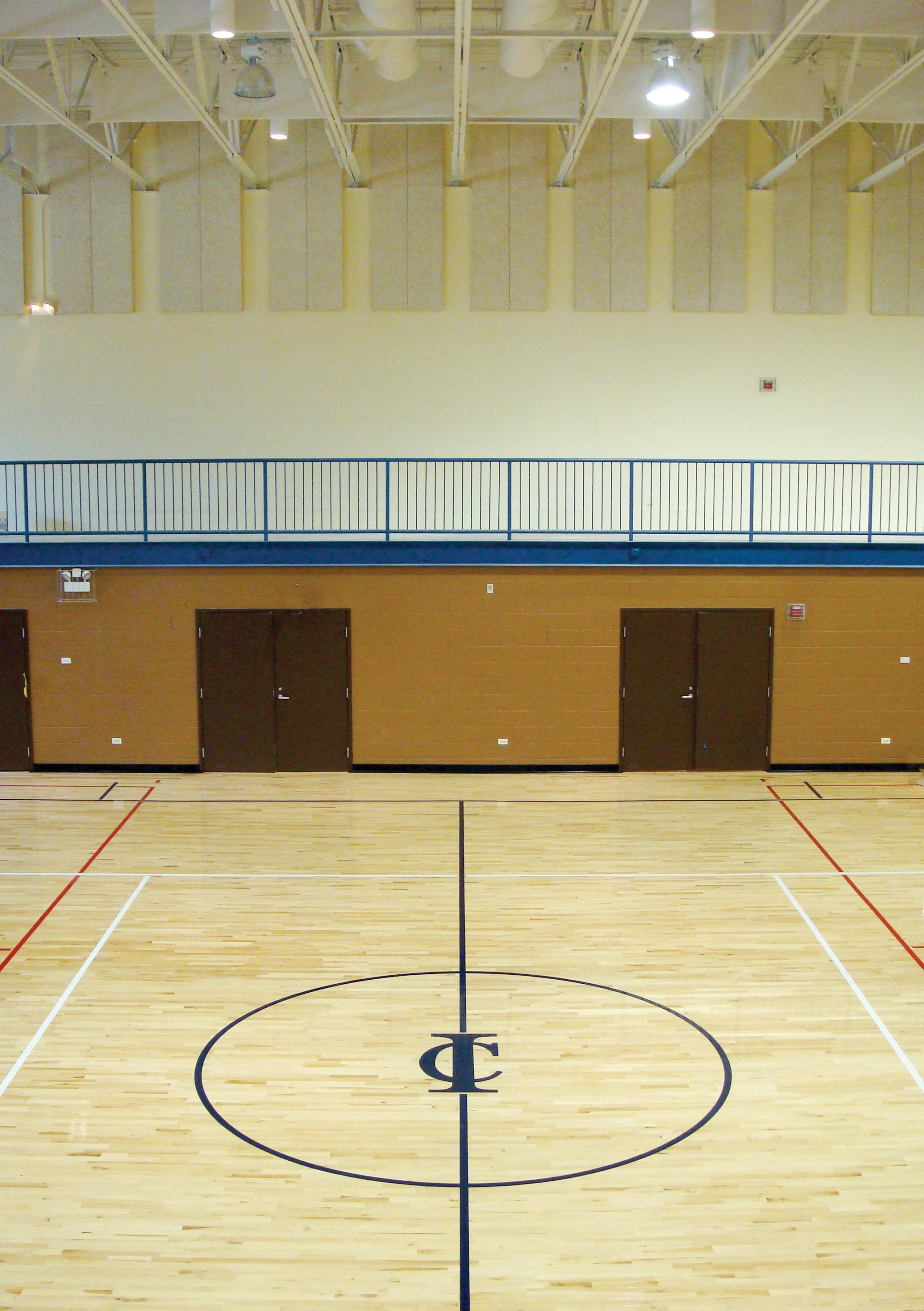 Immaculate Gymnasium