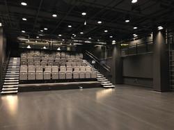 First Black Box Theater
