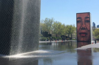 A Brighter Crown Fountain Returns to Millennium Park This Weekend