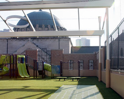 St Clement Roof Playscape