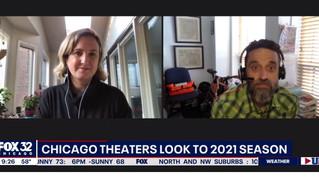 Steppenwolf Theater Director Interviewed on Fox 32 Chicago