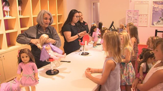 NEW AMERICAN GIRL STORE OPENING AT SCOTTSDALE QUARTER