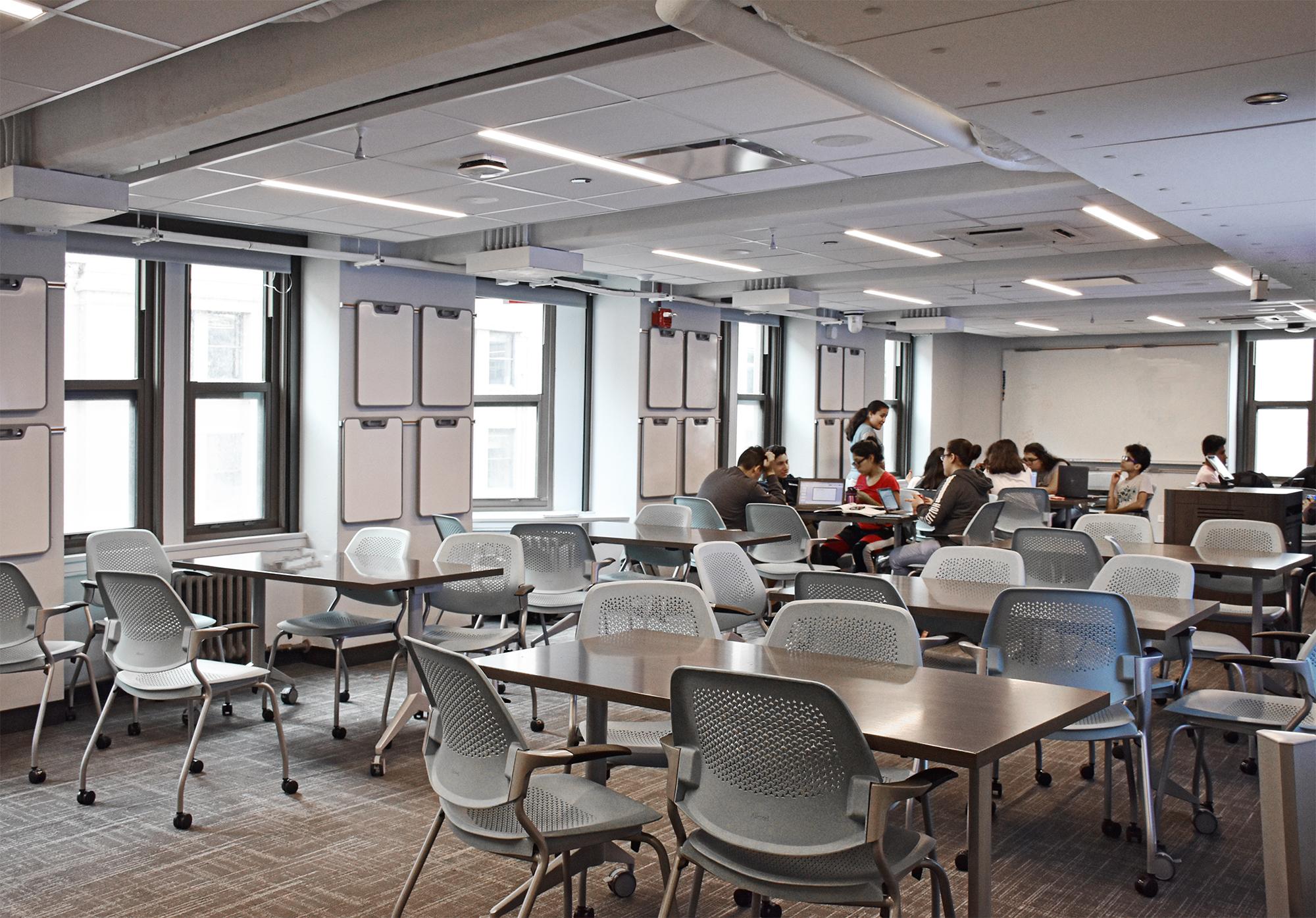 16th Floor Classroom
