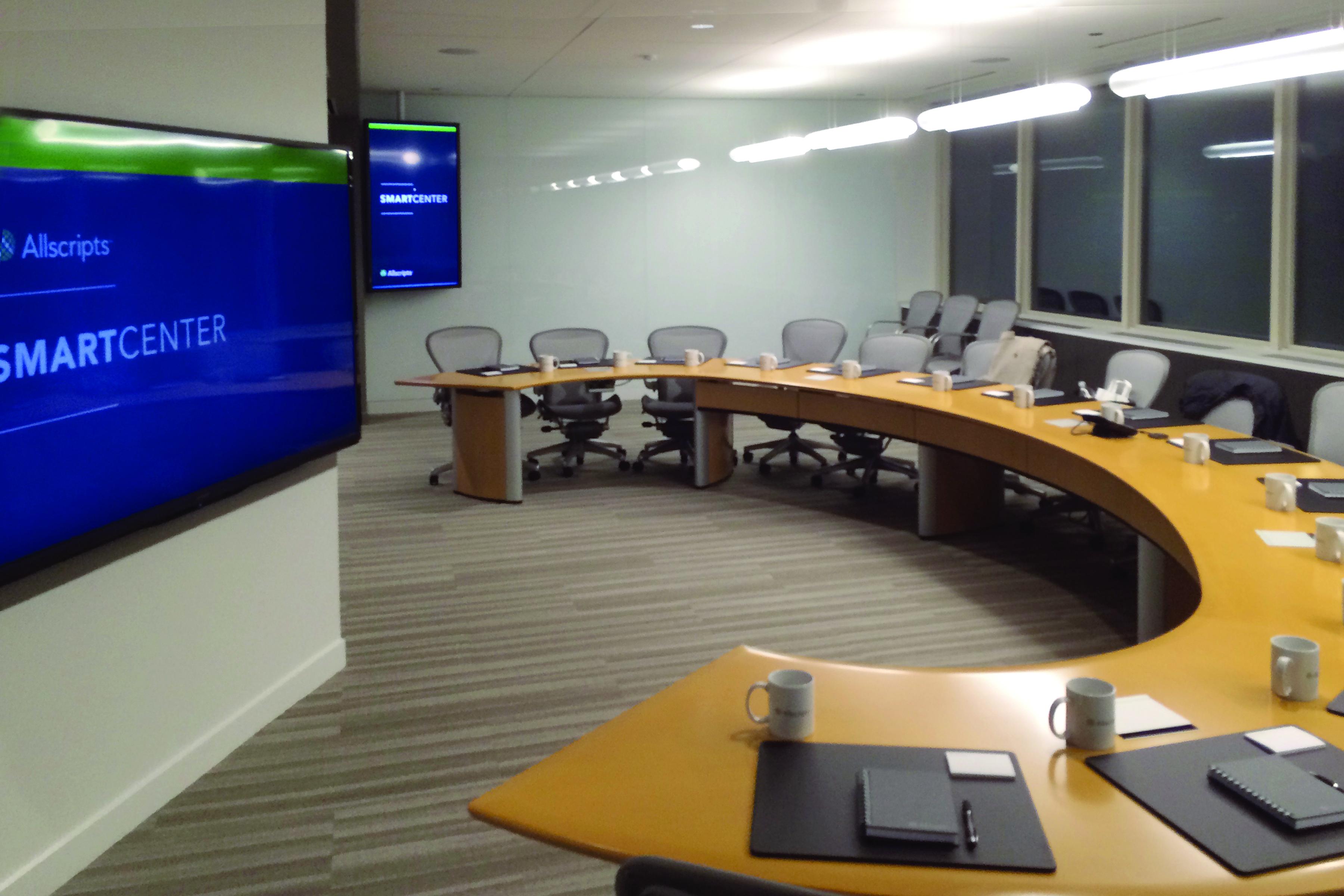 Visitor Center Smart Center
