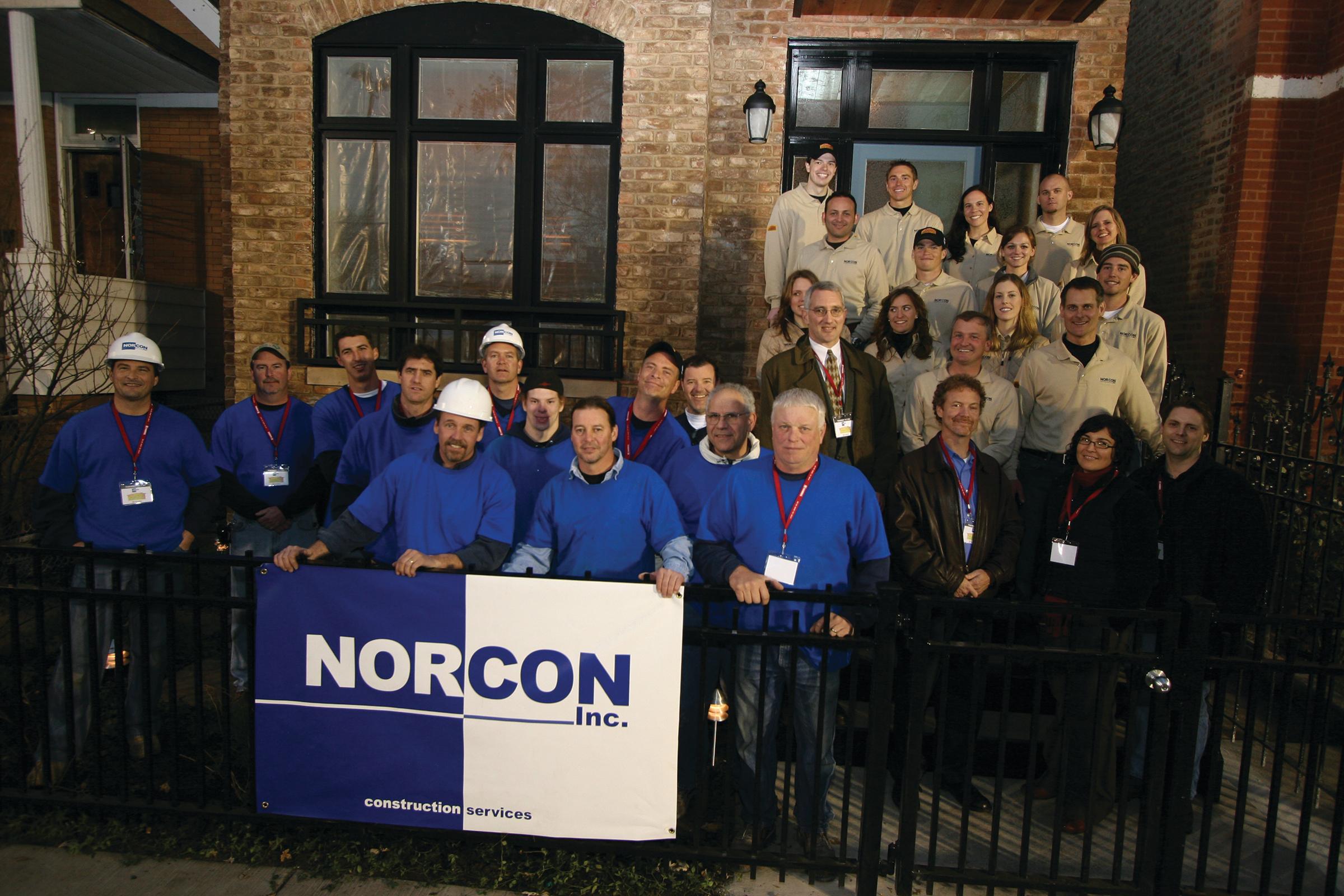 Norcon Crew