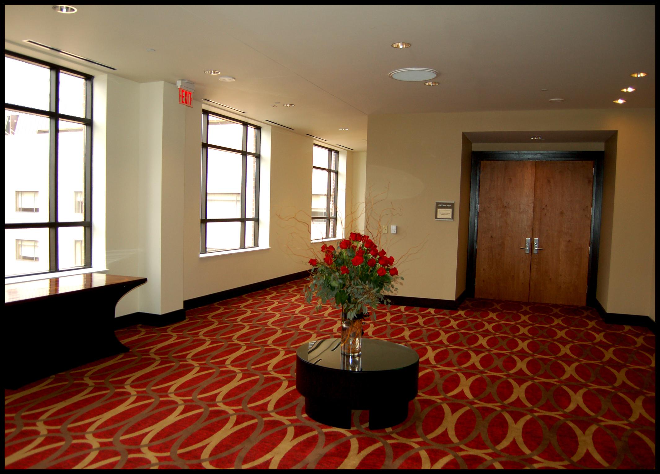 18th Floor Prefunction Area