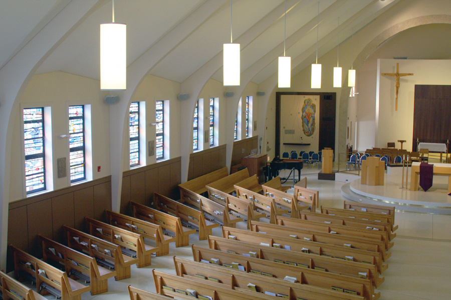 View from Choir Loft