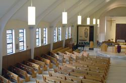 View from Choir Loft