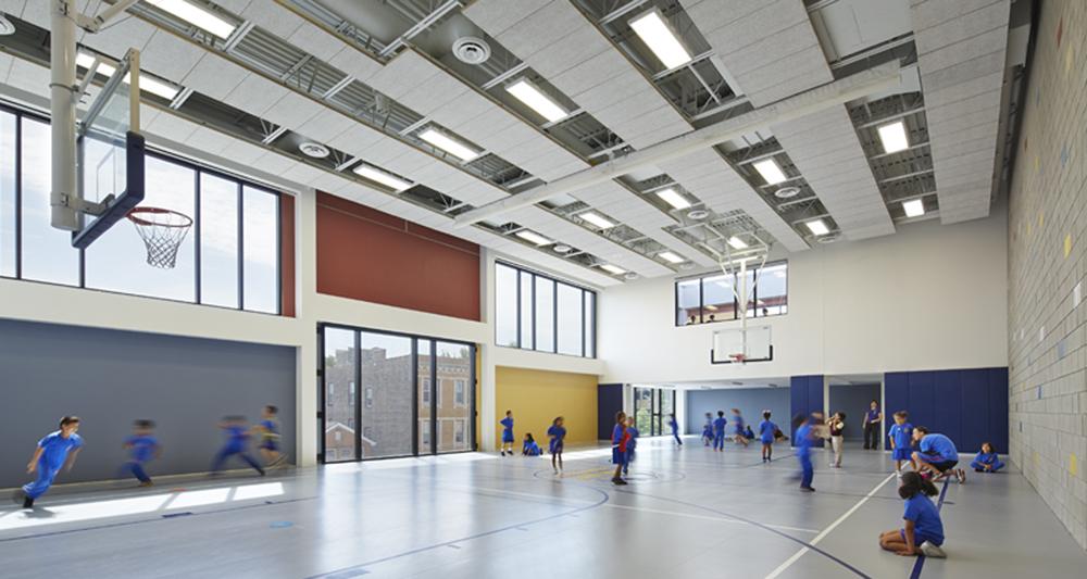Third Floor Gymnasium