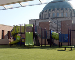 Roof Top Playscape