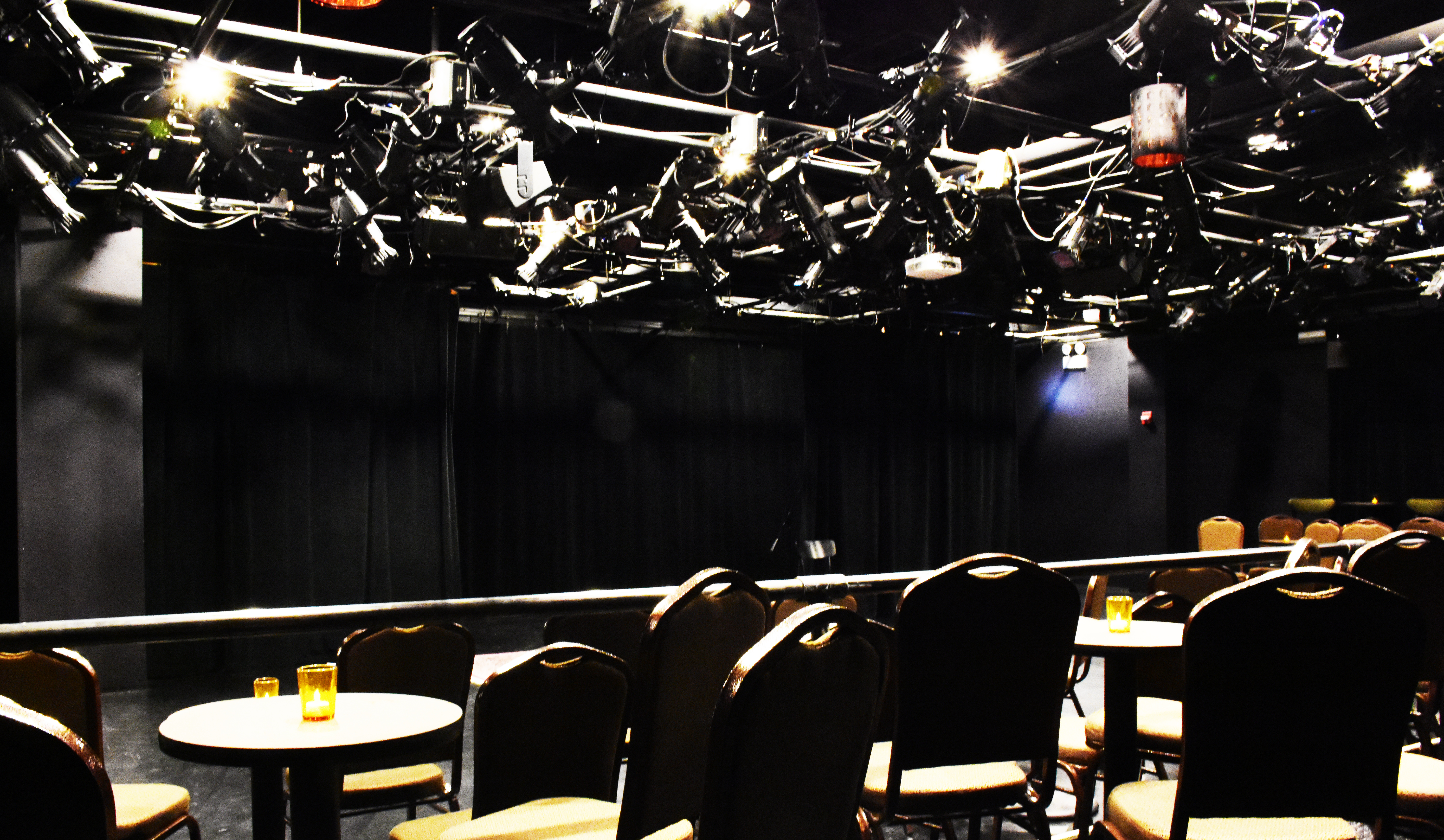 Black Box Theater Space
