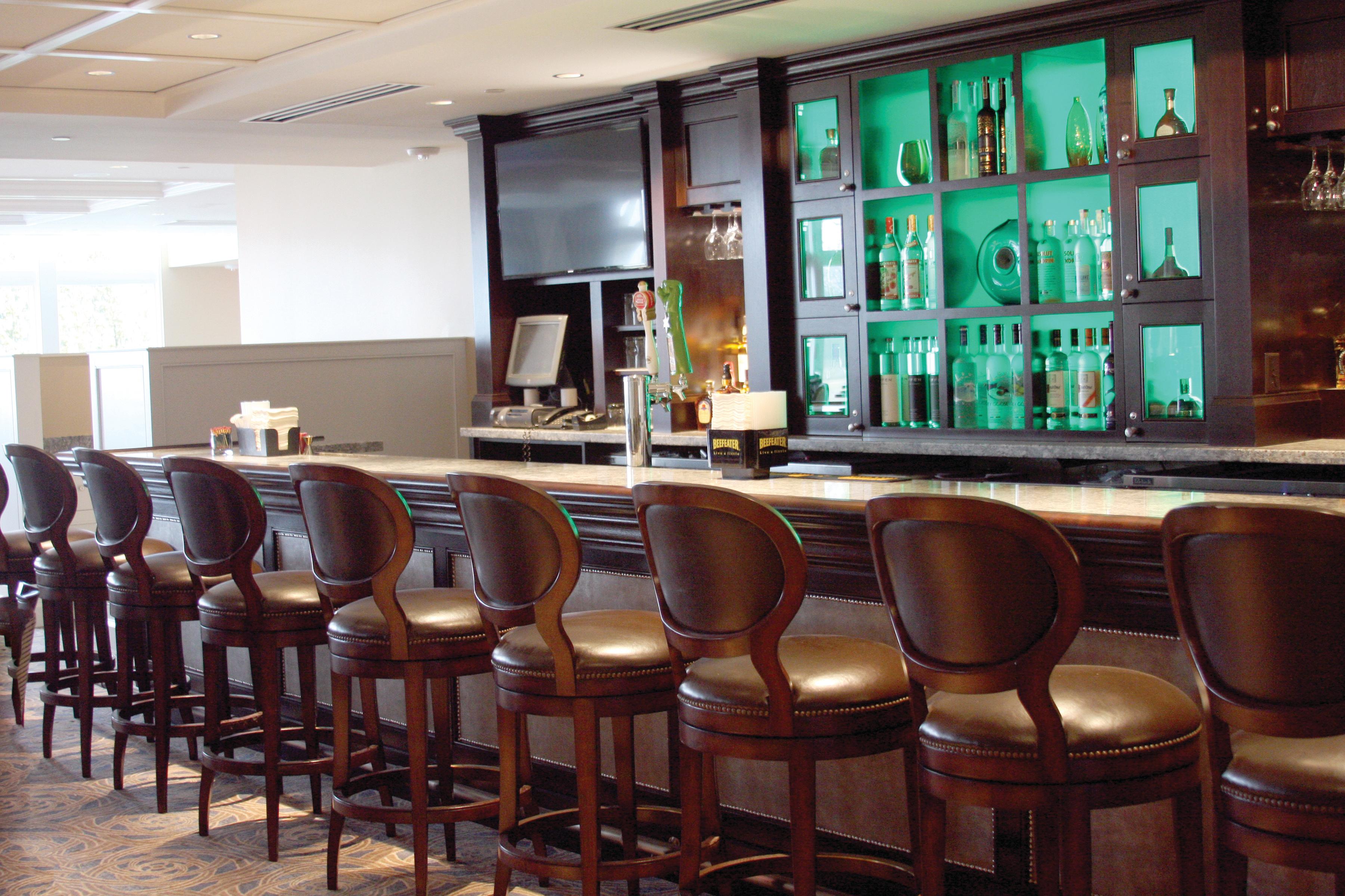 Custom Millwork Bar