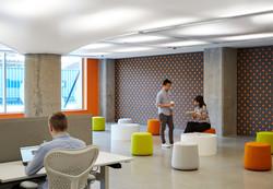 Open Office Social Zone