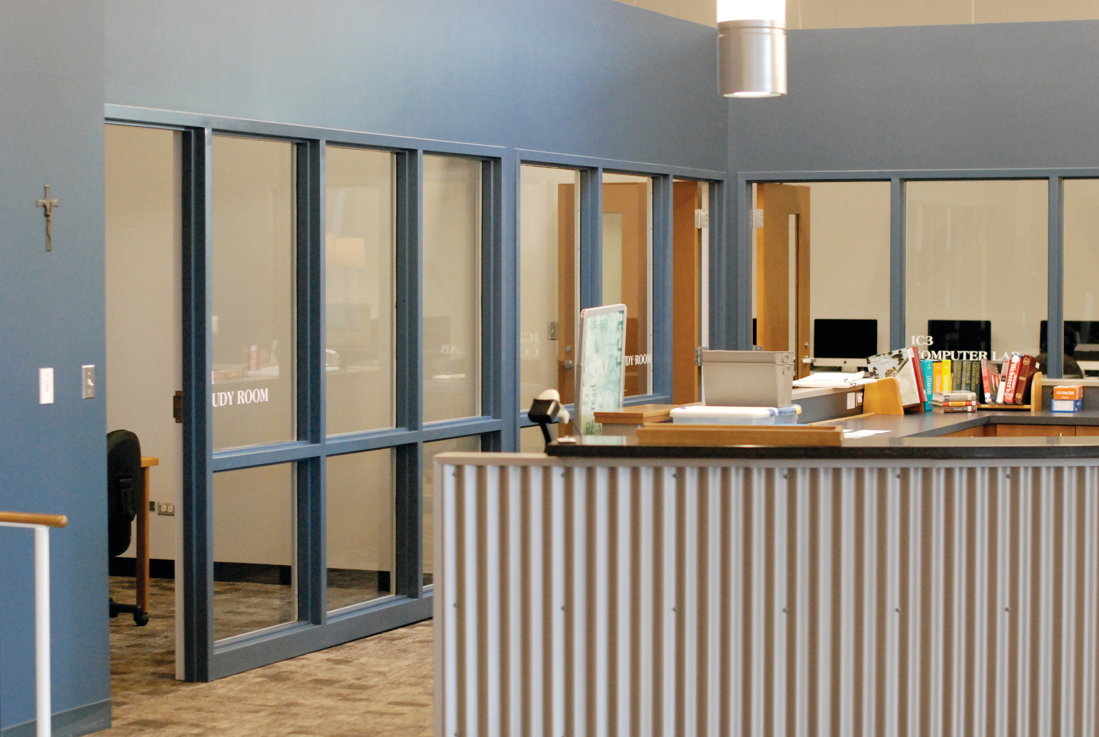 Information Commons Study Rooms