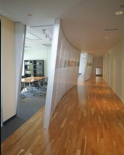 Corridor into Conference Room