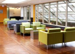 Lounge Area in Skywalk