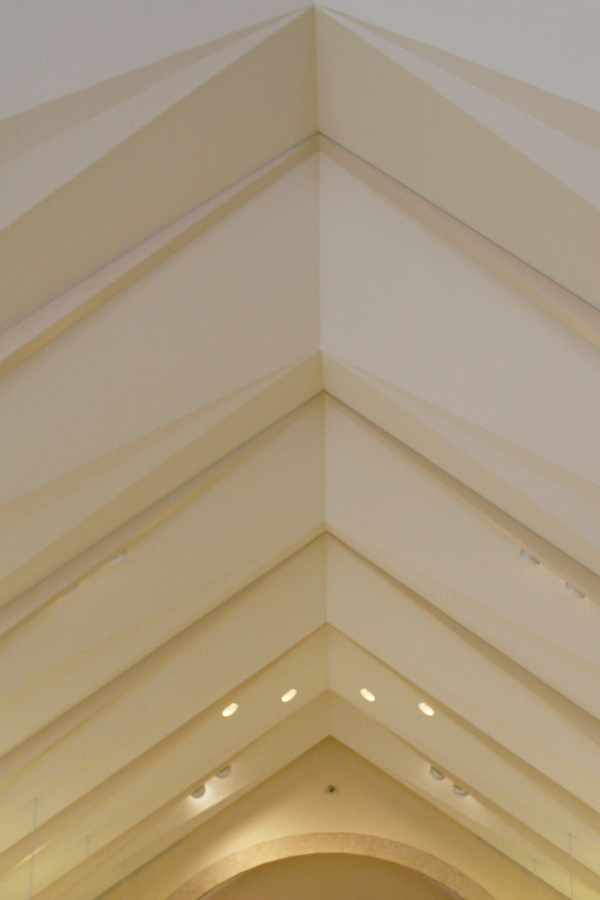 Architectural Ceiling