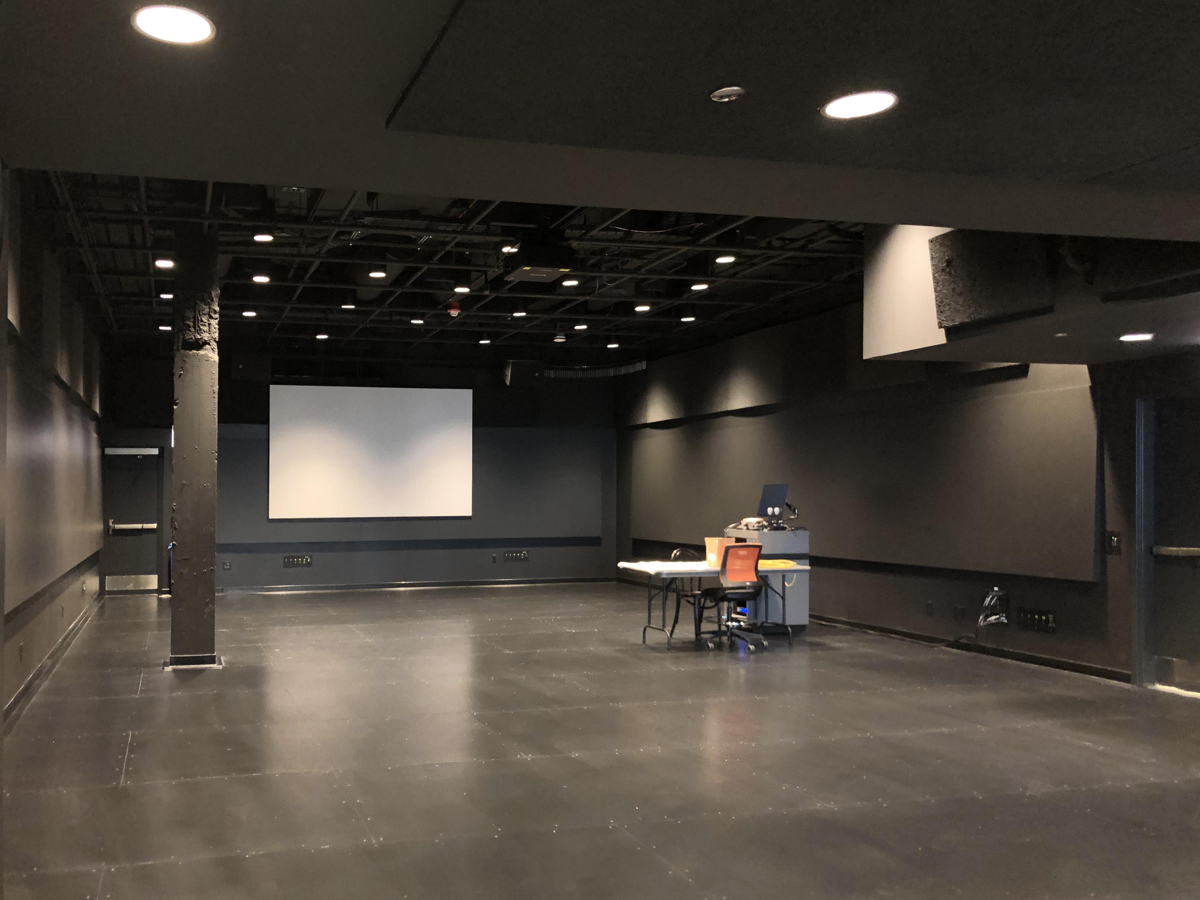 Second Black Box Theater