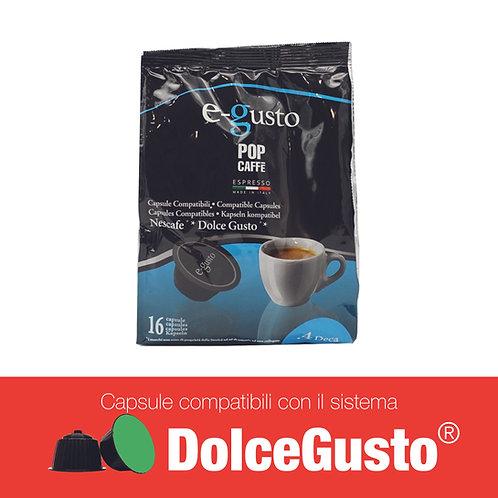 Pop Caffè - DECAFFEINATO