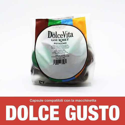 Dolce Gusto - Pistacchio
