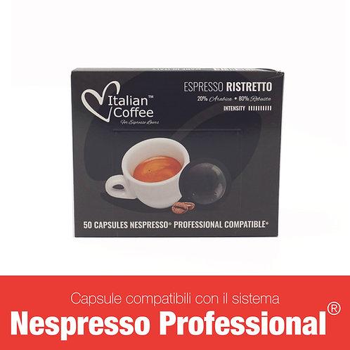 Italian Coffee - RISTRETTO