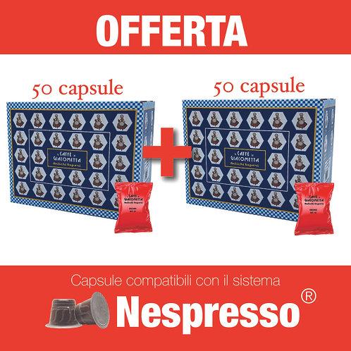 100 pz Giacometta - DECISO