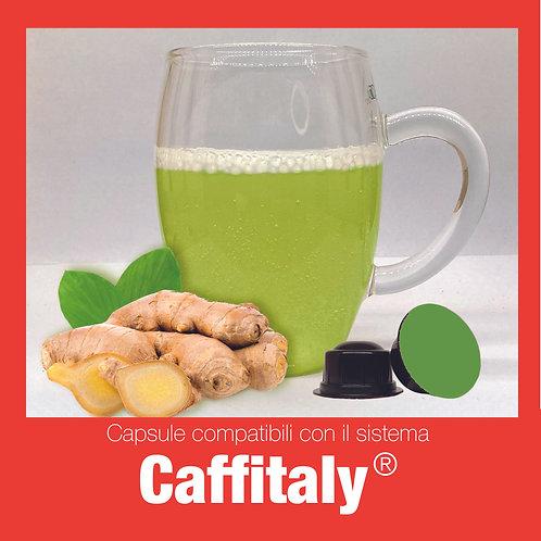 TISANA ALLO ZENZERO - compatibili Caffitaly®