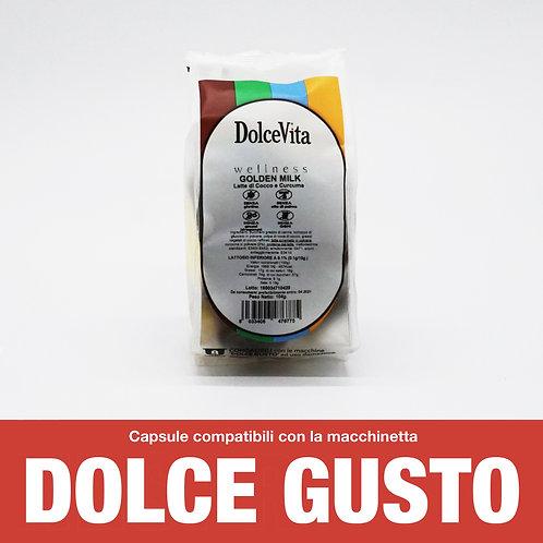 Dolce Gusto - Golden Milk