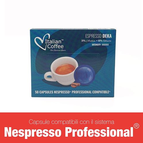 Italian Coffee - DECAFFEINATO