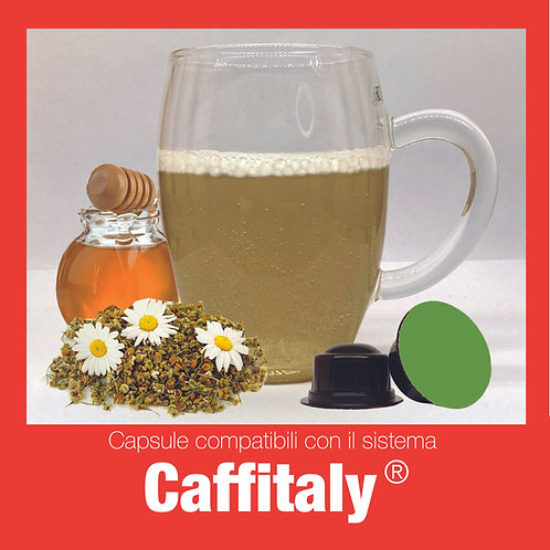 CAMOMIELE - compatibili Caffitaly®