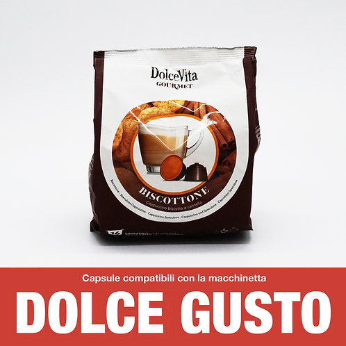 Dolce Gusto - Biscottone