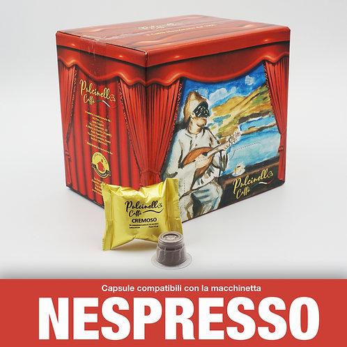Nespresso* - Pulcinella Caffè - Cremoso