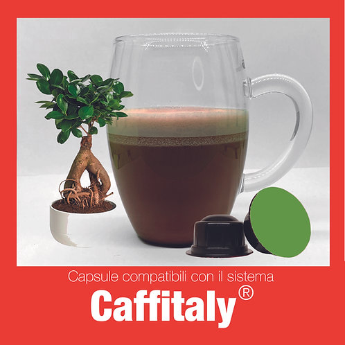 GINSENG - compatibili Caffitaly®
