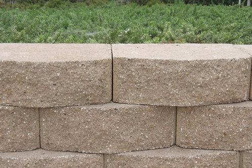 4x12 Wallstone & Capstone