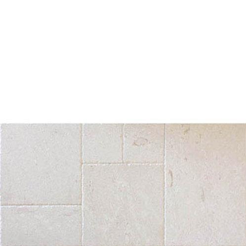 Desert Sand Versailles Pattern Limestone