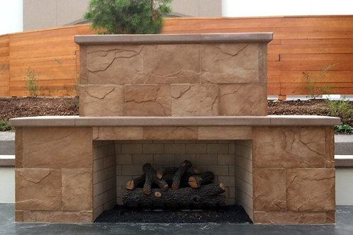 Vent Free Fireplace Kit