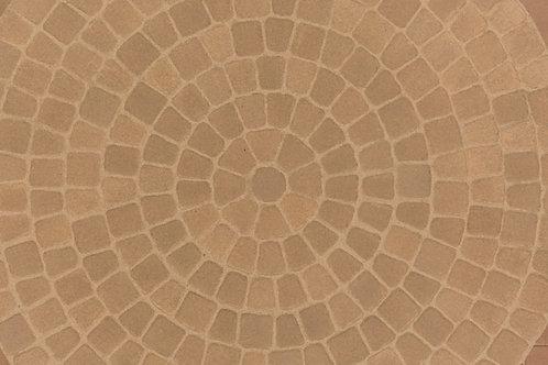 Antique Cobble Circle