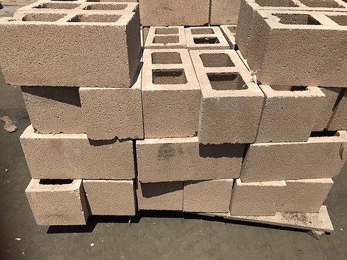 8x8x16 Tan Block