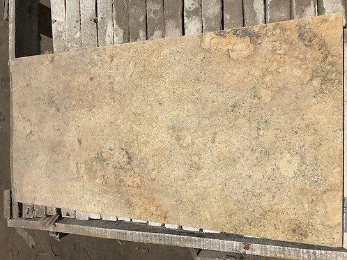French Vanilla Wall Cap/Paver 12x24x1.25