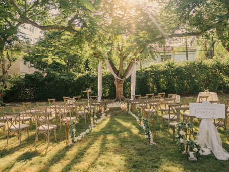 It's Not What I Thought: My Wedding Story