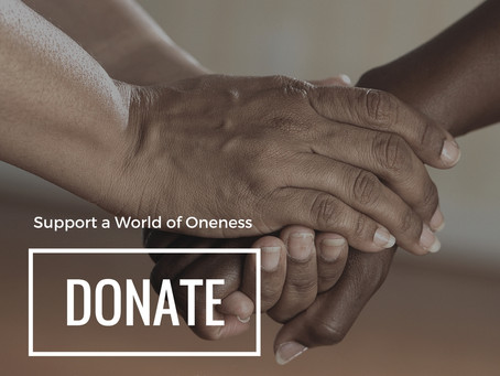 Are You Willing to Take a Stand for Oneness?